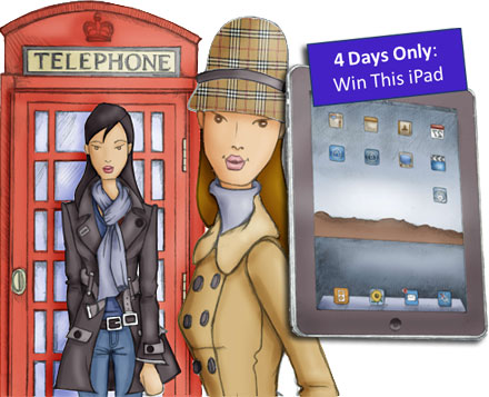 Win the New Apple iPad in Celebration of Shop It To Me UK