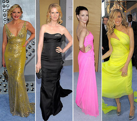 Poll: Who Was The Best Dressed at the SATC 2 NYC Premiere?