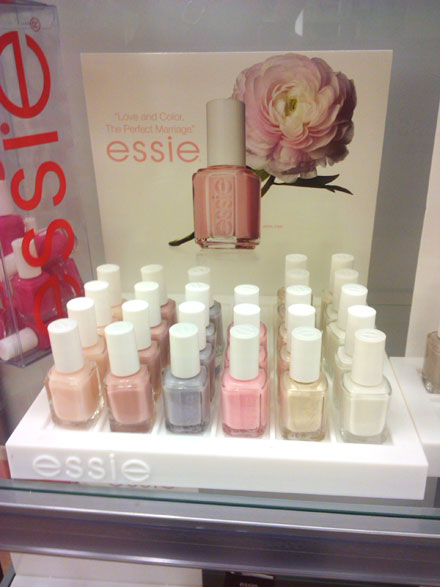 Essie Wedding Collection 2010