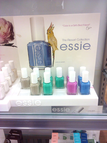 Essie Resort Collection 2010