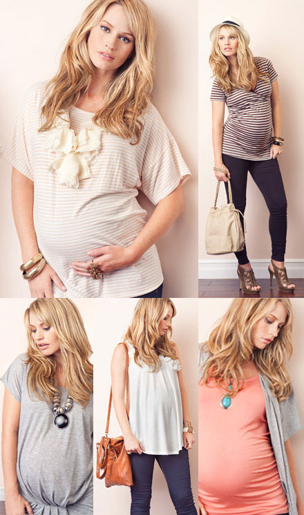 Cheap and stylish maternity fashion by Forever 21