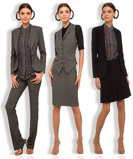 Norma Kamali Fall Suiting Collection Now at Walmart.com