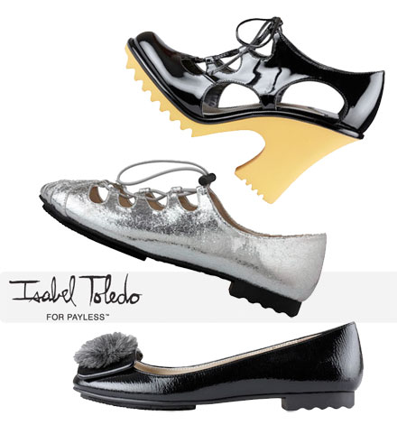 Isabel Toledo for Payless Fall 2010