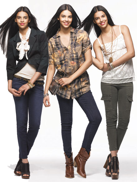 Macy's Young Contemporary Fall 2010 Lookbook