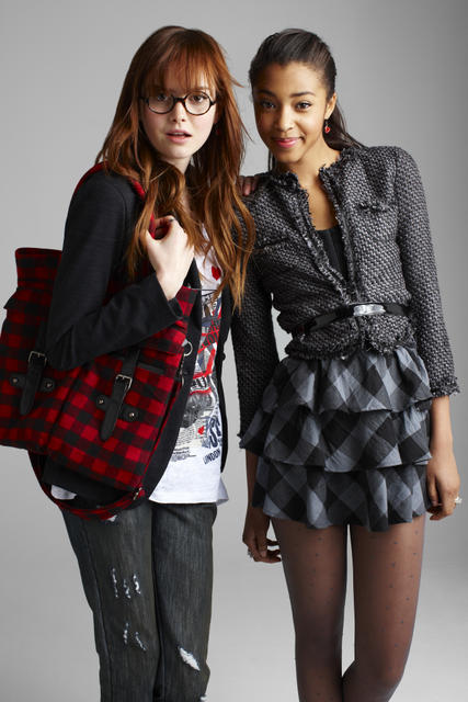Olsenboye by Mary-Kate and Ashley Olsen for JCPenney Fall 2010 Lookbook