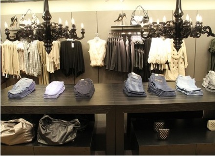 Creating an impactful brand presence and specialty store feel, MNG by