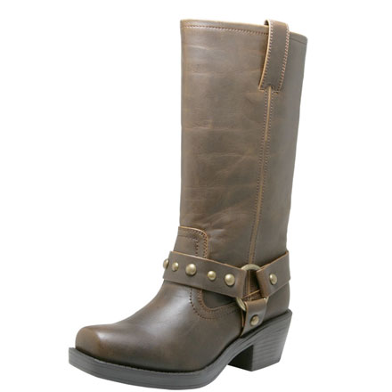 8df76bf5af6 The Look for Less: Frye Harness Boots Part III - The Budget Babe ...