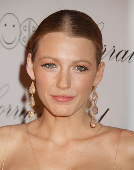 Blake Lively Ponytail Braid. Blake Lively#39;s supersleek low