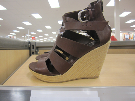 cf0e88da2a3c I finally got around to checking out the latest spring shoe offerings at my  local Target store