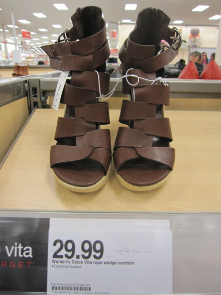 5cc03ad5c211 Off the Rack  February Shoe Offerings at Target - The Budget Babe ...