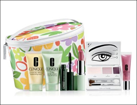 Clinique Gift with Purchase through Dillards.com