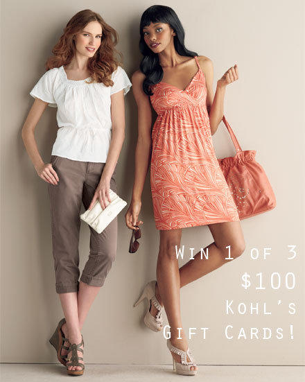 eaf367764 Win 1 of 3  100 Kohl s Gift Cards - The Budget Babe