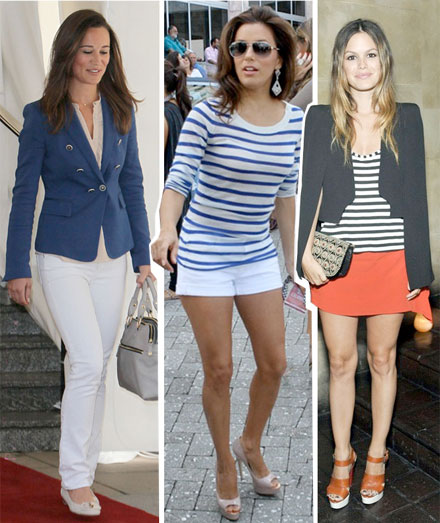 Ask BB: What to Wear to a Nautical-Theme Party
