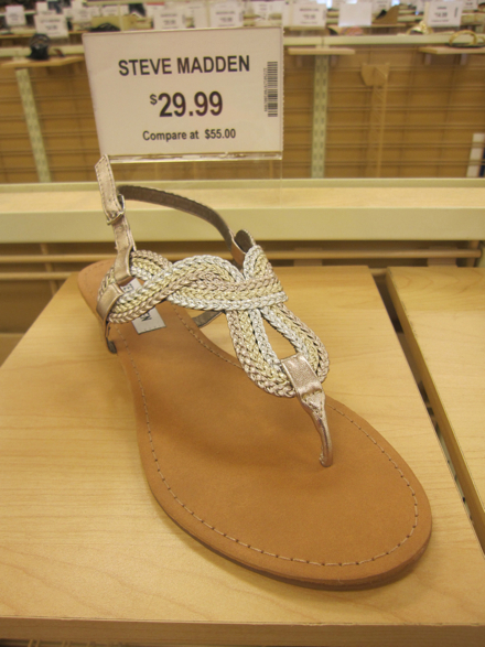 Off the Rack: March Shoe Highlights at Marshalls - The