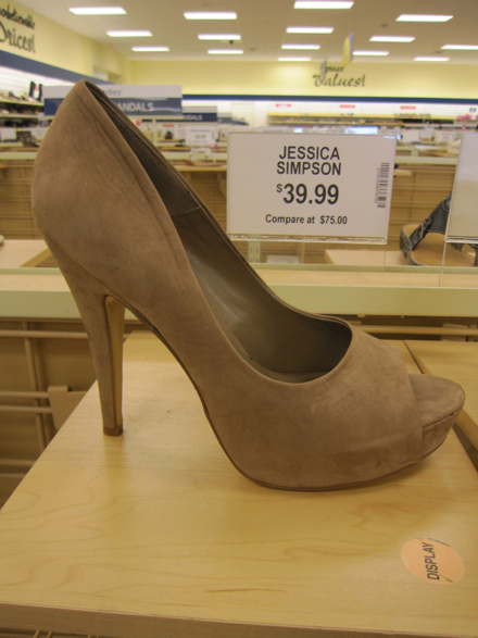 Off the Rack: March Shoes at T.J. Maxx - The Budget Babe