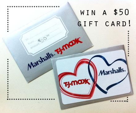 ec21eb606d3e Win Cool Stuff   50 T.J. Maxx   Marshalls Gift Cards - The Budget ...