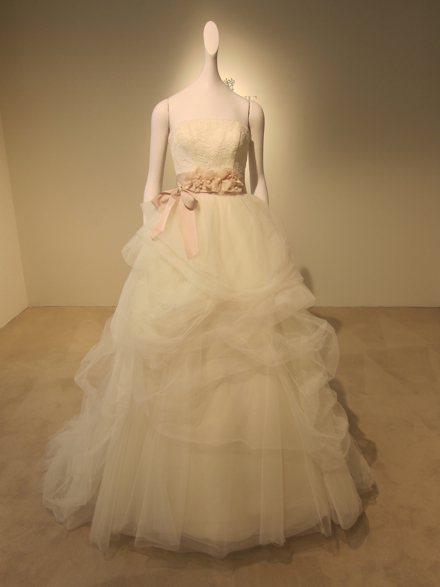 e35a78bb369 White by Vera Wang for David s Bridal Fall 2011 Preview - The Budget ...