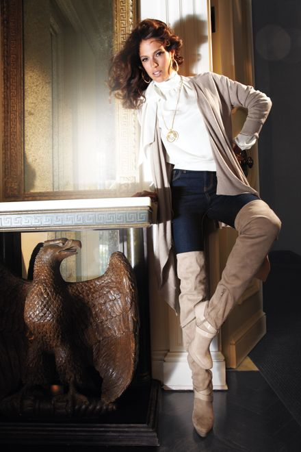 Jennifer Lopez For Kohl S Fall 2011 Lookbook The Budget Babe Affordable Fashion Style Blog