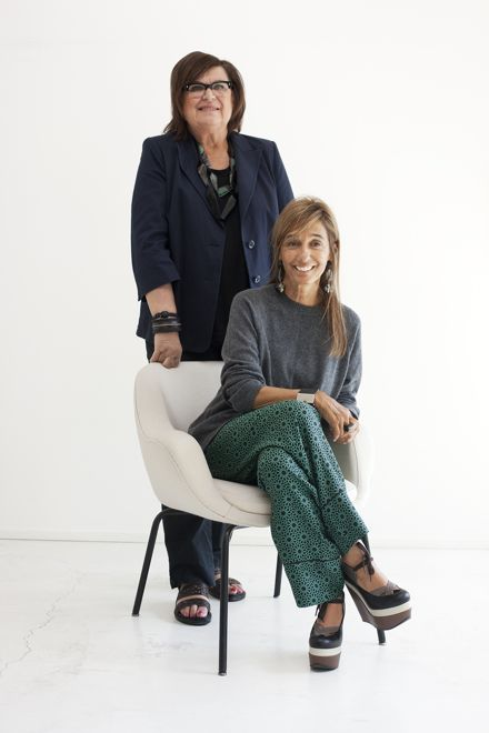 Marni Founder and creative director Consuelo Castiglion