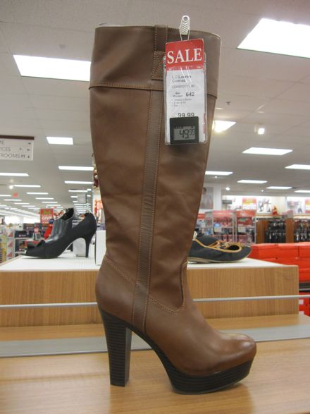 A variety of shoes offered at Kohl's