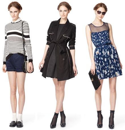 Jason Wu for Target on Style.com