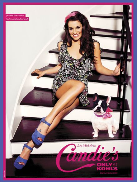Lea Michele for Candie's