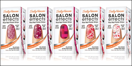 Sally Hansen Salon Effects Valentine's Day Collection