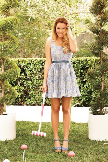 9696bed07a2 LC Lauren Conrad for Kohl s Spring 2012 Lookbook