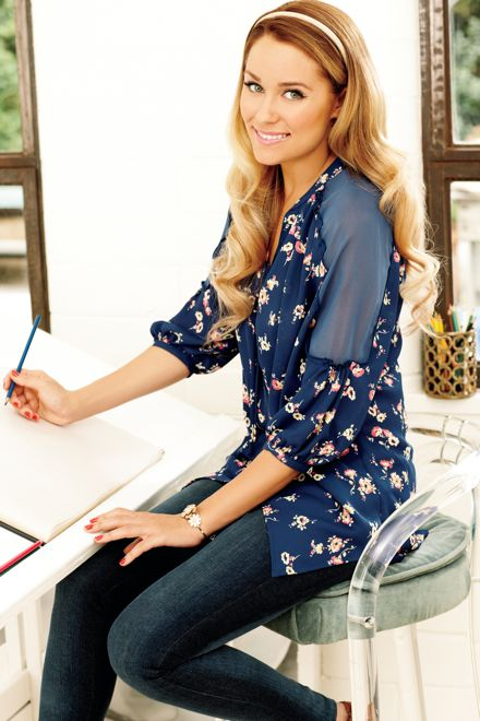7f0ae4a27c1a56 LC Lauren Conrad for Kohl s Spring 2012 Lookbook - The Budget Babe ...