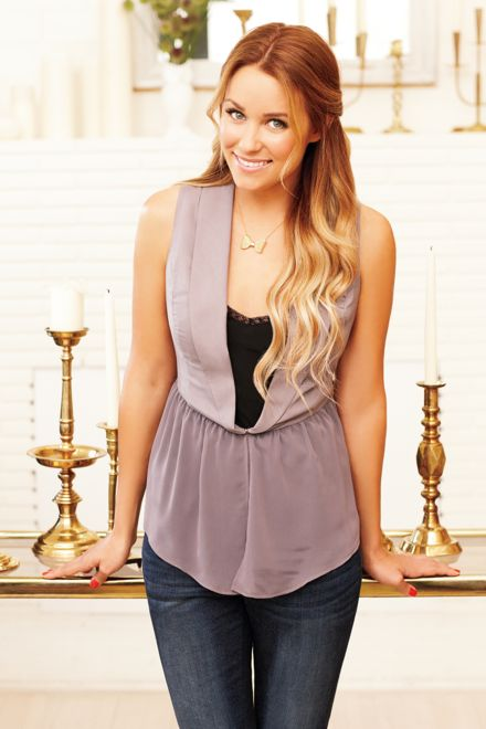 Lc lauren conrad for kohls spring 2012 lookbook the budget babe photos courtesy of kohls urmus Image collections