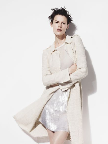 ZARA Spring 2012 Lookbook