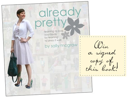 Win a Signed Copy of 'Already Pretty' by Sally McGraw