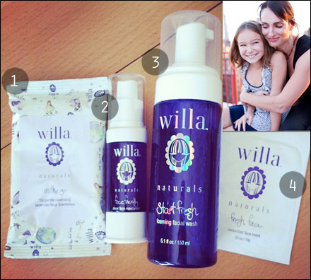 Eco-Friendly Friday: Willa Naturals