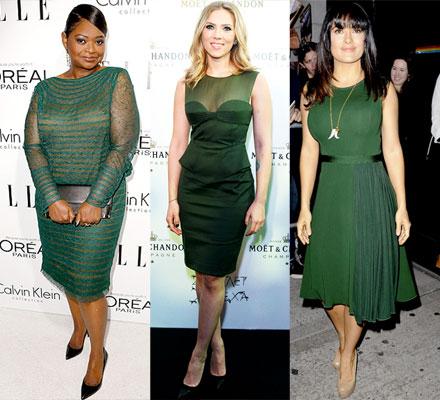 Fall Fashion Trend 2012: Hunter Green