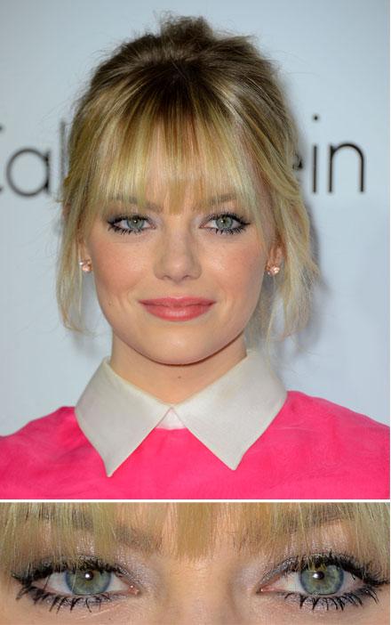 Emma Stone No Makeup