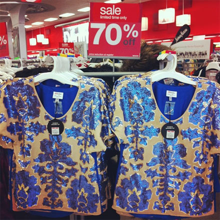 44f58125c9c The Target x Neiman Marcus Collection is 70 Percent Off in Stores ...