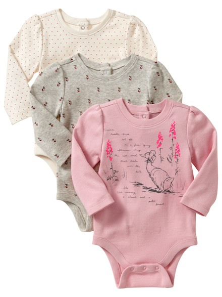 babyGap s Peter Rabbit Inspired Collection at Gap - The Budget Babe ... 292f254d1b46