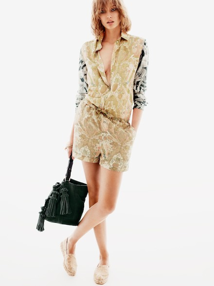 H&M Spring 2013 Lookbook Images