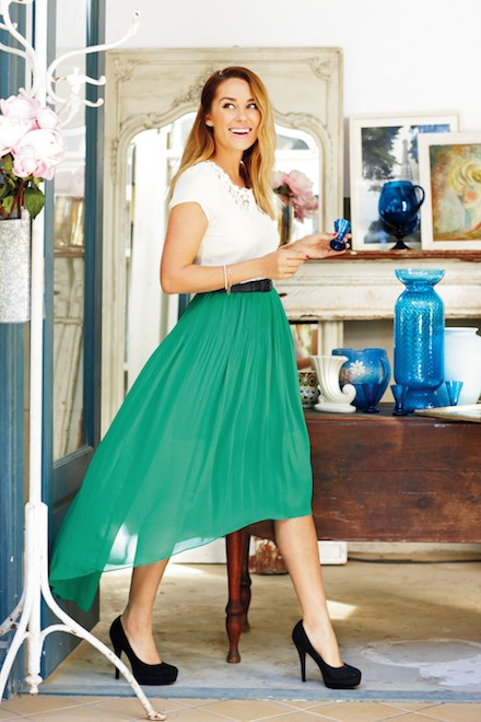 Lauren Conrad For Kohl S Spring 2013 Lookbook The Budget