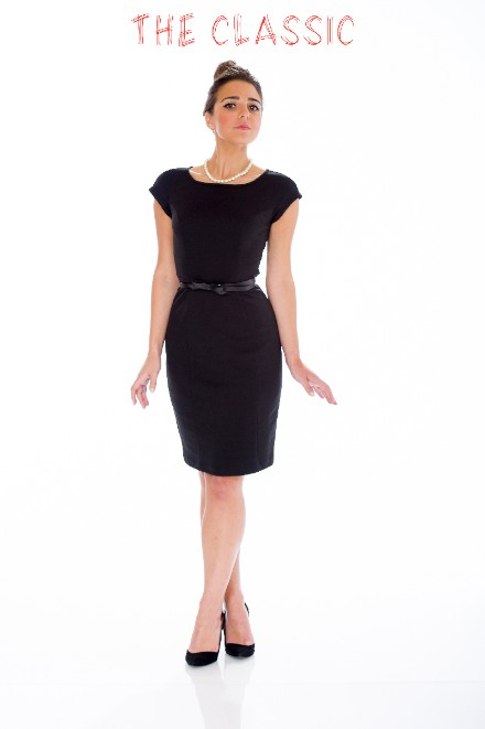 Penny Chic Little Black Dress Collection for Walmart - The Budget ...