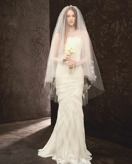 WHITE By Vera Wang Spring 2013 Collection Images