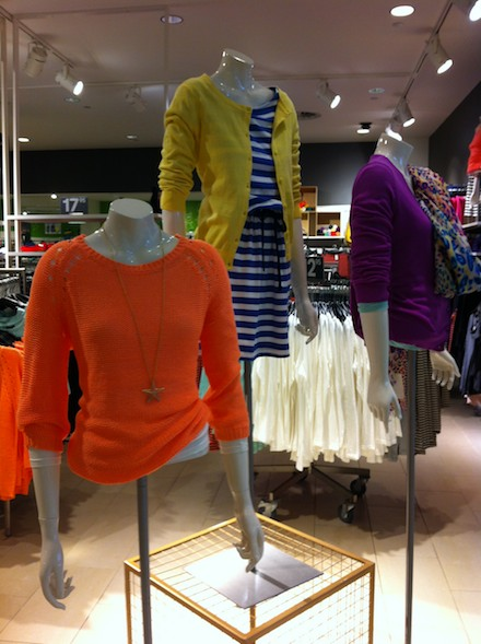 Spring trends at H&M