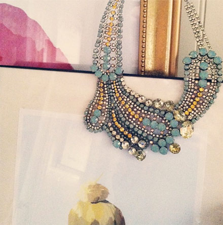 Glitter Guide's Sorrelli Necklace