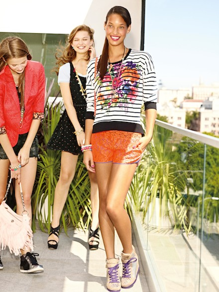 A look from the Princess Vera Kohl's Spring 2013 Lookbook