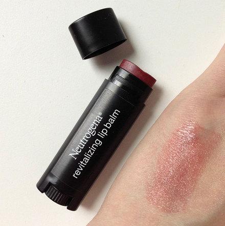 60 Second Beauty: Neutrogena Revitalizing Lip Balm