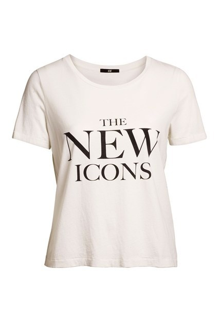 H&M The New Icons Model Off Duty Collection