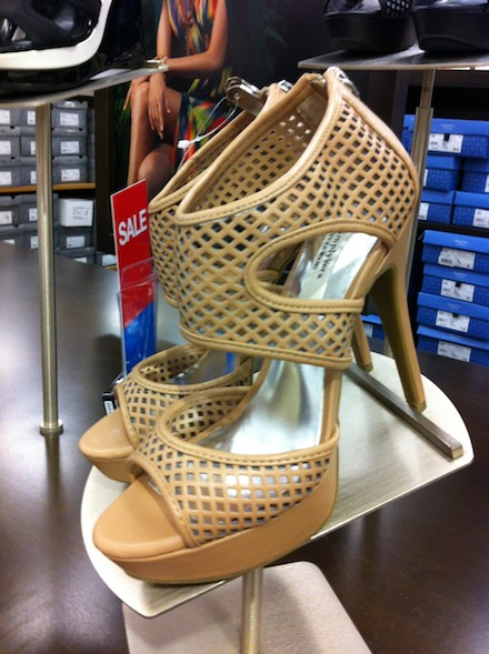 Spring shoes at Kohl's