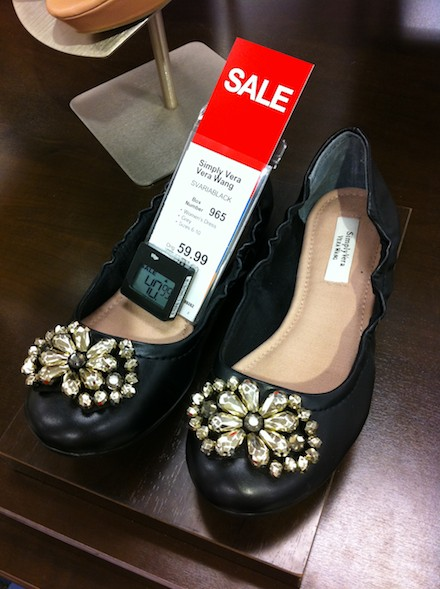 Simply Vera Vera Wang March Shoe