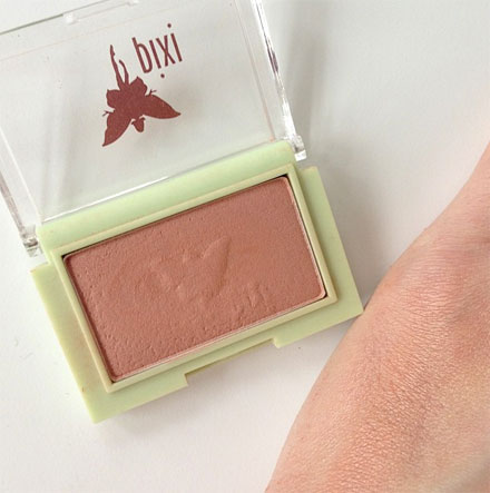Pixi blush review