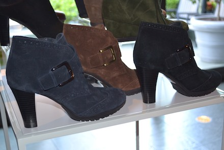 Aerosoles Fall 2013 press preview
